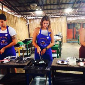 Cooking course in Chiang Mai