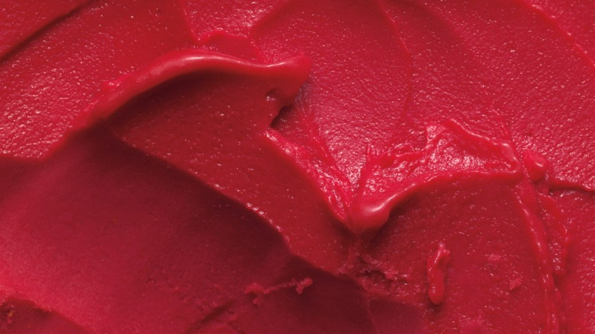 Raspberry Sorbet – an easy squeezy recipe