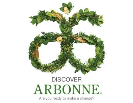 Arbonne – a pure and animal friendly beautybrand